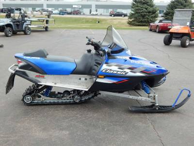 2006 Polaris 500 Classic For Sale Used Snowmobile