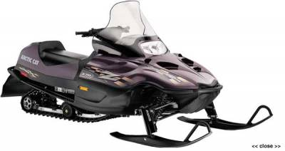 2001 Arctic Cat Z 370 Es For Sale Used Snowmobile