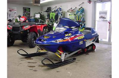2001 Polaris XC SP 600 For Sale : Used Snowmobile Classifieds