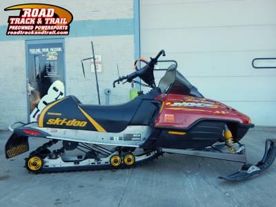 doo ski mxz 700 2002 renegade snowmobile snowmobiles classifieds