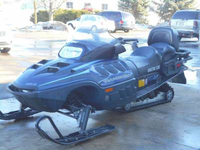 Pantera For Sale >> 2001 Arctic Cat Pantera 1000 For Sale : Used Snowmobile ...