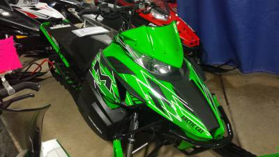 2015 Arctic Cat M8 SNO PRO 153 For Sale : Used Snowmobile ...