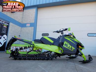 2018 Arctic Cat M 8000 MOUNTAIN CAT (153) For Sale : Used ...