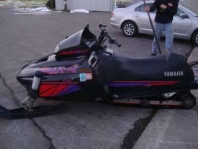 used yamaha snowmobile for sale yamaha snowmobile. Black Bedroom Furniture Sets. Home Design Ideas