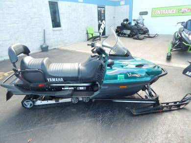 Used 1999 yamaha venture xl 500 for sale used snowmobile for Used yamaha snowmobiles for sale in wisconsin