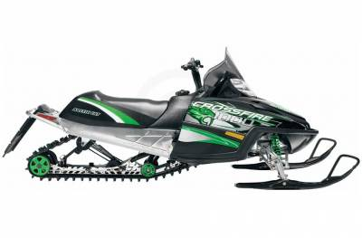 Arctic Cat Snowmobile Award