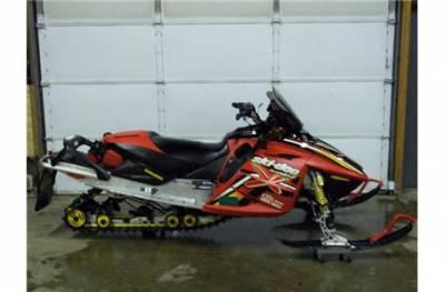 2005 Ski-Doo MXZ Renegade X 600 SDI For Sale : Used ...