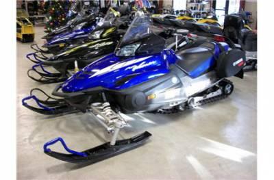Yamaha Warrior Snowmobile Specs