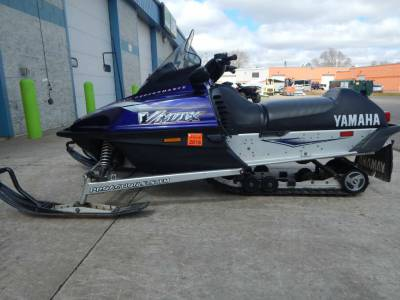 Used 2002 yamaha vmax 700 er for sale used snowmobile for Used yamaha snowmobiles for sale in wisconsin