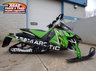 2015 Arctic Cat ZR 6000 R XC For Sale : Used Snowmobile ...
