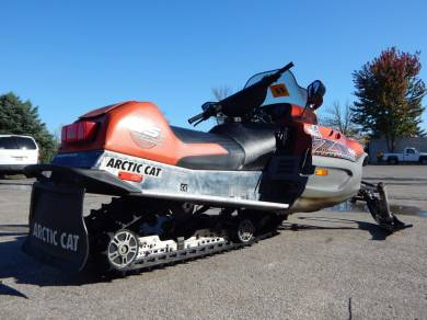 2002 Arctic Cat ZL 600 SS EFI For Sale : Used Snowmobile ...