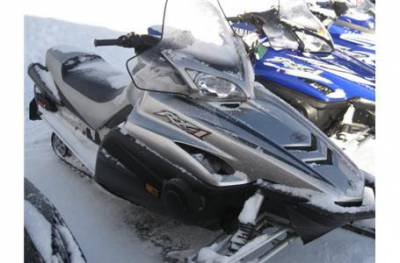2003 Yamaha Snowmobile RX1 http://www.snowmobile.com/classifieds/yamaha/2003-yamaha-rx-1-SN1101200A2CD.html