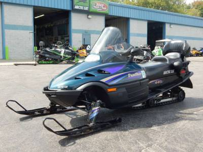 1998 Arctic Cat Panther 440 For Sale Used Snowmobile