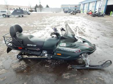 Arctic Cat Panther  Touring Esr