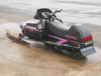 1994 Polaris Indy Storm http://www.snowmobile.com/classifieds/polaris/1994-polaris-indy-storm-800-SN13049010C99.html