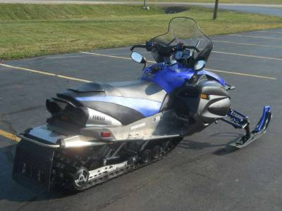 Yamaha Electric Motorcycle >> 2006 Yamaha Attak For Sale : Used Snowmobile Classifieds
