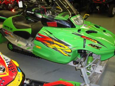2002 Arctic Cat ZR Cross Country LE 500 For Sale : Used ...