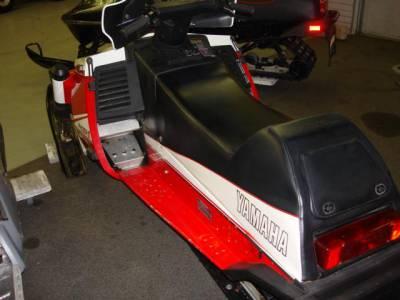 1991 Yamaha Phazer For Sale Used Snowmobile Classifieds
