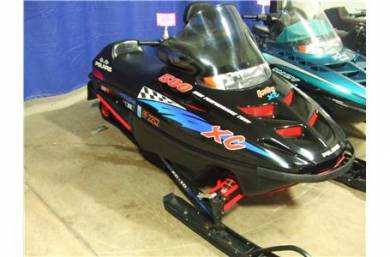 1999 Polaris 500 XC For Sale : Used Snowmobile Classifieds