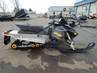 Used 2008 Ski-Doo MX Z Adrenaline 600 H.O. SDI For Sale ...