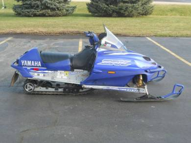 2001 yamaha srx for sale used snowmobile classifieds for Used yamaha snowmobiles for sale in wisconsin