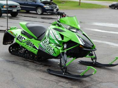 2014 Arctic Cat ZR 8000 RR For Sale : Used Snowmobile ...