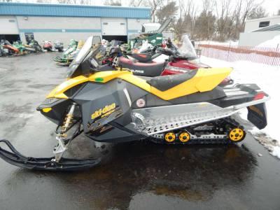 2008 Ski-Doo MX Z Adrenaline 600 H.O. SDI For Sale : Used ...