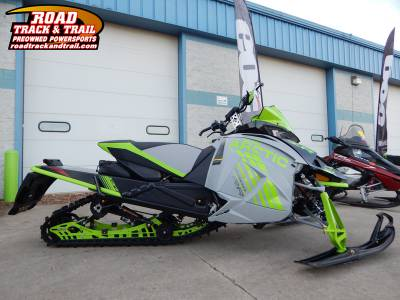 Arctic Cat Zr  Limited  Battery