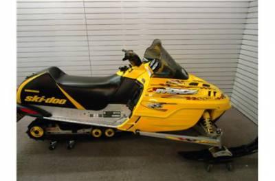 2002 Ski Doo Mxz Adrenaline 600 For Sale Used Snowmobile