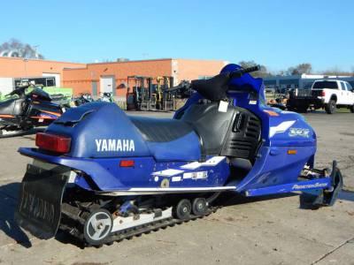 1999 yamaha srx 700 for sale used snowmobile classifieds for Used yamaha snowmobiles for sale in wisconsin