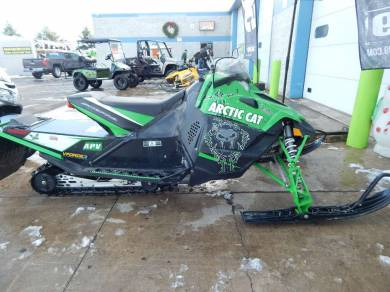 Used 2011 Arctic Cat Sno Pro 600 Cross Country For Sale ...