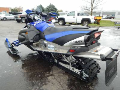 Used 2006 yamaha attak for sale used snowmobile classifieds for Yamaha attak for sale