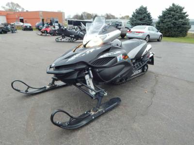 Used 2007 yamaha attak gt for sale used snowmobile for Yamaha attak for sale