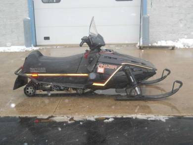 1984 yamaha phazer special edition for sale used for Used yamaha snowmobiles for sale in wisconsin