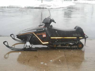 Yamaha Electric Motorcycle >> 1984 Yamaha Phazer Special Edition For Sale : Used Snowmobile Classifieds