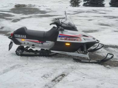 2001 yamaha vmax 500 deluxe for sale used snowmobile
