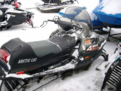 2002 Arctic    Cat       4       Stroke    Trail For Sale   Used    Snowmobile