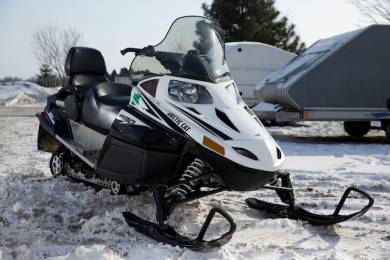2011 Arctic Cat T570 For Sale : Used Snowmobile Classifieds