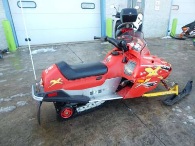 Kids Atv For Sale >> Used 2002 Polaris Indy 120 XC SP (Kids) For Sale : Used Snowmobile Classifieds