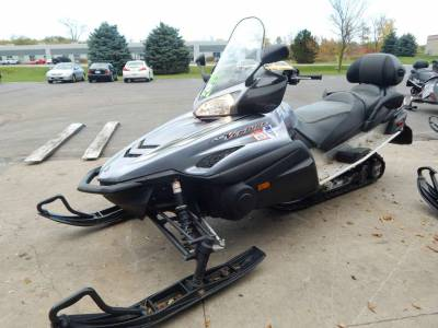 Used 2009 yamaha rs venture for sale used snowmobile for Used yamaha snowmobiles for sale in wisconsin