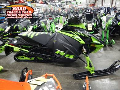 2017 Arctic Cat ZR 6000 RS (129) LTD ROGER SKIME For Sale : Used Snowmobile Classifieds