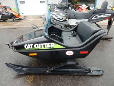 Used 1991 Arctic Cat Cat Cutter For Sale : Used Snowmobile ...
