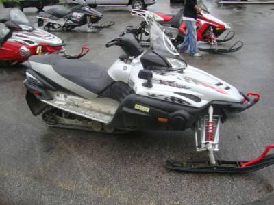Used yamaha snowmobile for sale yamaha snowmobile for Yamaha attak for sale