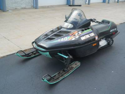 Multi Car Insurance Quotes >> 1995 Arctic Cat Z 440 For Sale : Used Snowmobile Classifieds