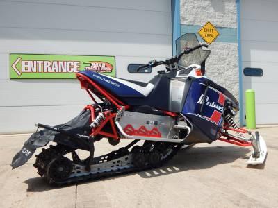 2011 Polaris 600 Rush Pro-R For Sale : Used Snowmobile ...