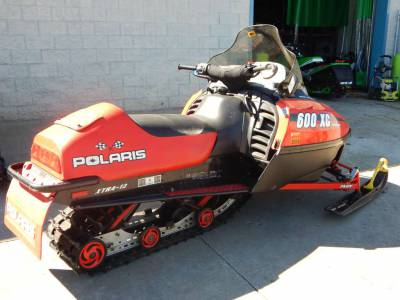 2000 Polaris Indy 600 Xc Deluxe 45th Anniversary Edition