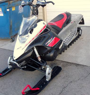Free Online Insurance Quotes >> 2008 Yamaha Nitro For Sale : Used Snowmobile Classifieds