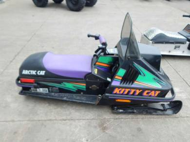 1995 Arctic Cat Kitty Cat For Sale : Used Snowmobile ...