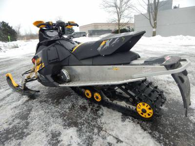 Used 2010 Ski-Doo MX Z Adrenaline 600 For Sale : Used ...