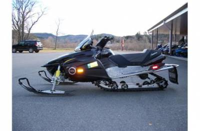 2004 Yamaha Rx Warrior 1000 For Sale Used Snowmobile